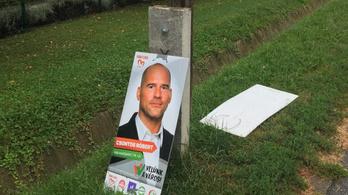 Újabb csatatér-városban döbbent rá egy ellenzéki jelölt, hogy mégsem akar elindulni