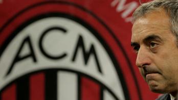 Már ki is rúgták a Milan edzőjét