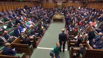 Megint felfüggesztették a brit parlamentet