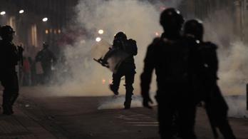 Ecuadorban éjszakai kijárási tilalmat rendeltek el az egyre aktívabb tüntetők miatt