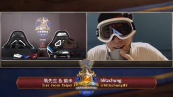 Kitiltott a Blizzard egy esportolót a hongkongi tüntetés támogatása miatt