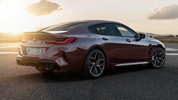 Elkészült a BMW legújabb hatszáz lovas sportszedánja