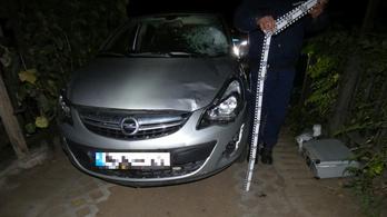 Halálra gázolt egy nőt, majd elmenekült az autós Üllőn
