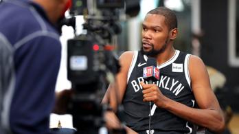 Durant az egész NBA-szezont kihagyja