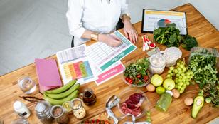 Így készíts egészséges étkezési tervet egész hétre