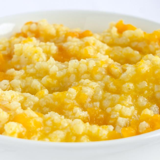 Édes sütőtökös köleskrém: egészséges és gluténmentes nassolnivaló