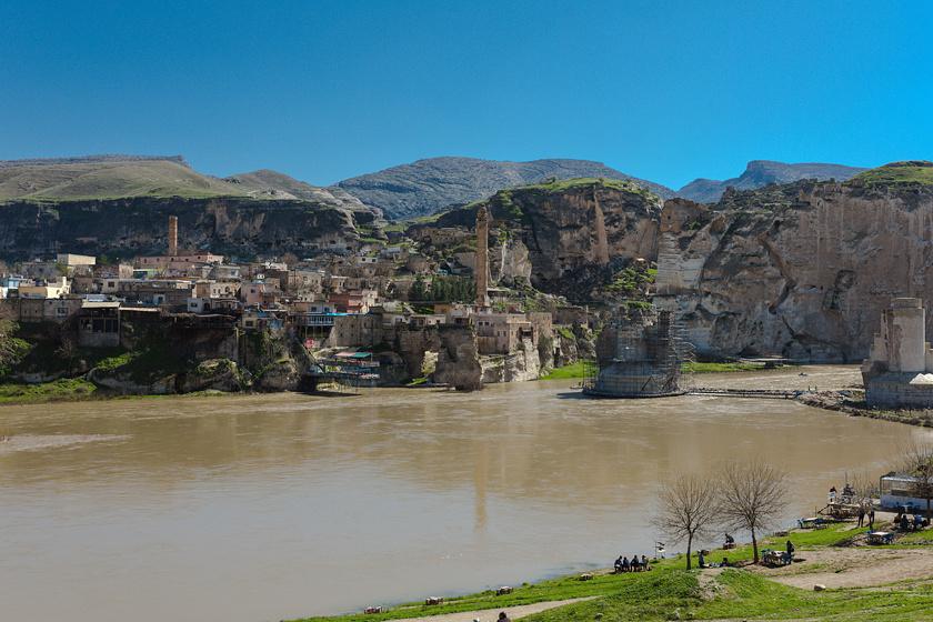12 ezer éves ősi város semmisülhet meg napokon belül - A török település végleg víz alá kerülhet