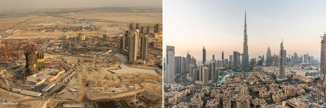 Dubai 2005 - 2018