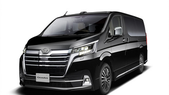 GranAce: luxus-Toyota, kilenc főnek