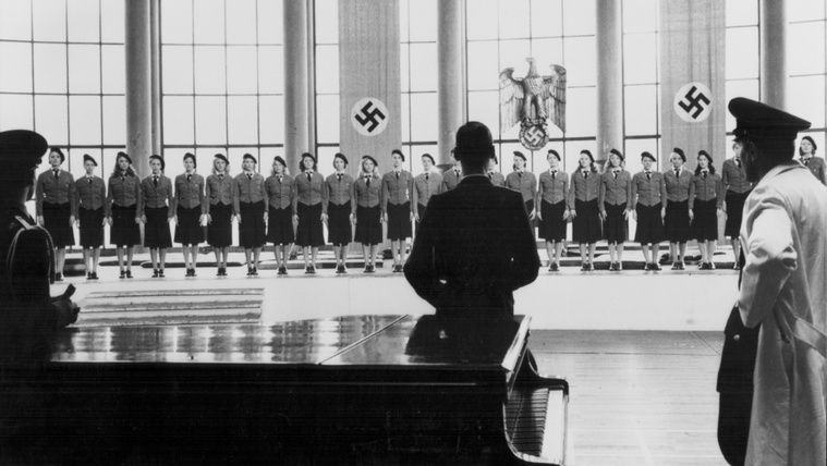 A náci titkosszolgálat elitbordélyban hallgatta le a külföldi diplomatákat