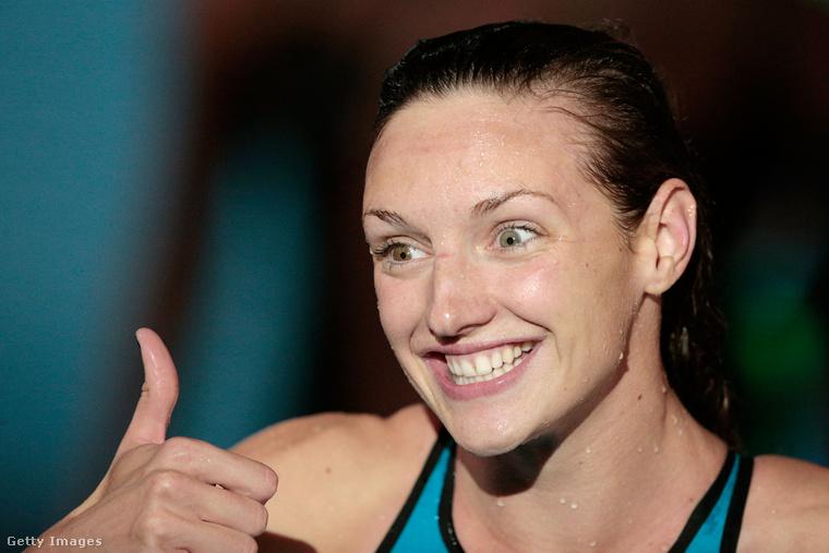 Hosszú Katinka 2009-ben szerezte meg első világbajnoki aranyérmét, ezek mellé 2013-ban szerzett még kettőt