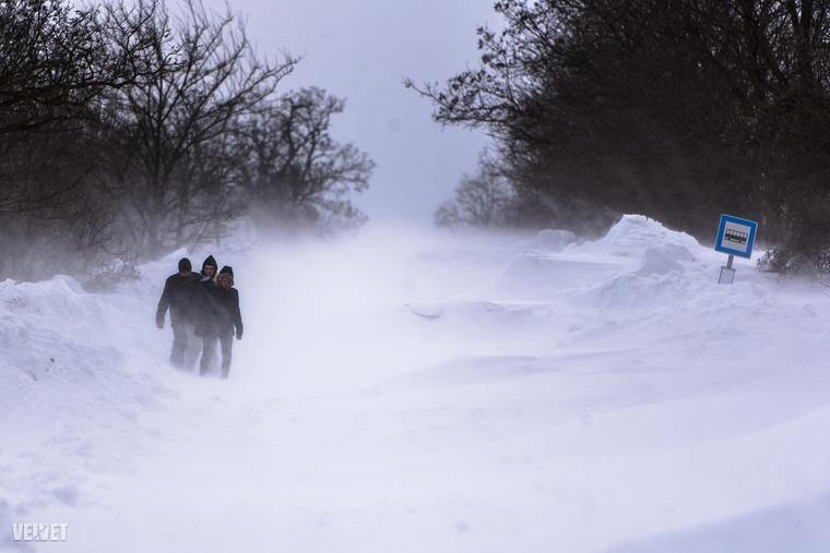 Az év egyébként egy elég kemény téllel-tavasszal kezdődött, már ami az időjárást illeti