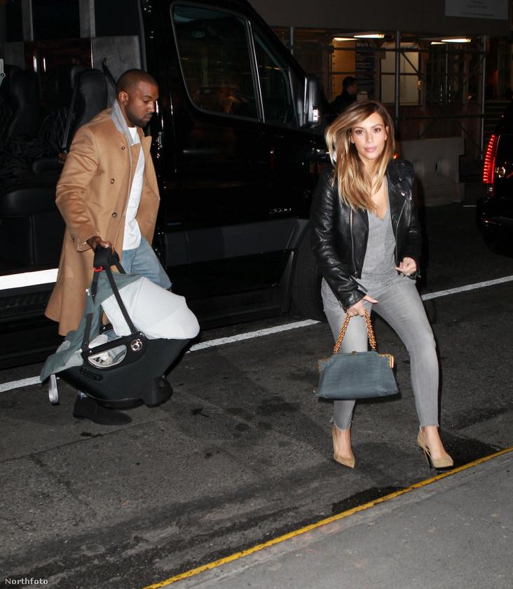2013 volt az az év, amikor párként bevonult a köztudatba a Kim Kardashian és Kanye West