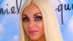 Ez a nő gyerekkorában nem kapott Barbie babát, ezért felnőtt korára azzá alakította magát