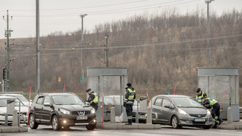 Dánia ideiglenesen visszaállítja a határellenőrzést a svéd határon