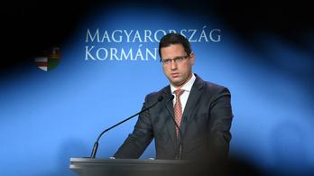 Gulyás a kormányinfón: Borkai ügye nem tartozik a nyilvánosságra