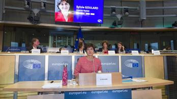 A francia biztosjelölt megbukott az EP-s meghallgatásán