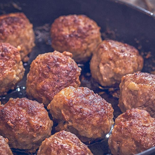 Svéd húsgolyó másképp: körettel együtt fél órán belül kész
