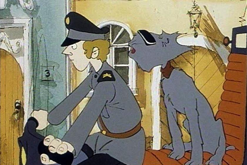 Magyar rajzfilmkvíz: tudod például, hogy hívták Pityke őrmester kutyáját?