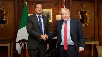 Brexit: Johnson és az ír kormányfő lát még esélyt új megállapodásra