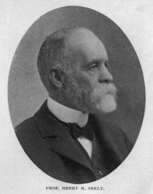 Henry W. Seely, a vasaló feltalálója