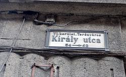 Király utca, VI. kerület, Terézváros