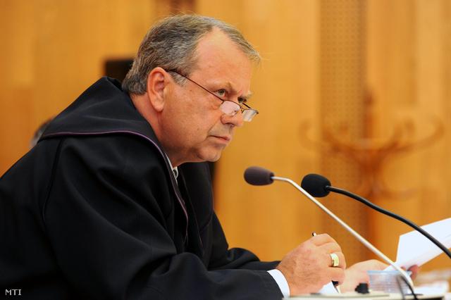 Makai Lajos bíró
