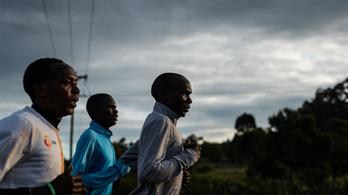 Értelmezhetetlenül jó atléta – ki más futna két órán belül maratont