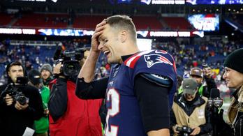Eszelős meccsbe fordult a Giants-Patriots