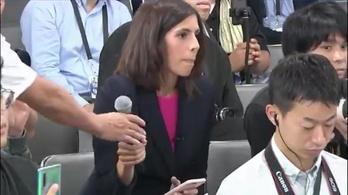 NBA-botrány: Kínáról akart kérdezni a CNN, elvették a mikrofont