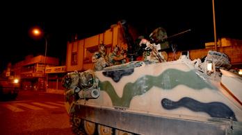 Meghalt az első török katona a szíriai offenzívában