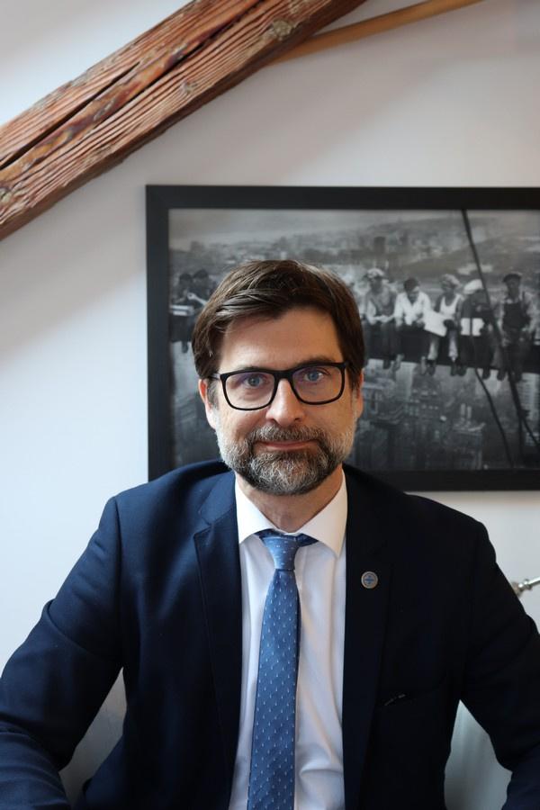 Dr. Peták István tudományos igazgató, Oncompass Medicine.