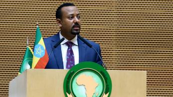 Az etiópiai miniszterelnök kapta a Nobel-békedíjat