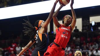 Bajnok lett a női NBA-ben a DVTK kosarasa