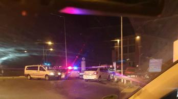 Részeg tinédzser lopott kocsival ütött el egy rendőrt Nagyváradon