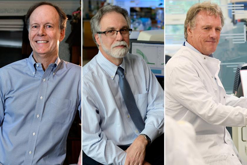 Két amerikai és egy brit tudós, William Kaelin, Gregg Semenza és Peter Ratcliffe kapja az idei orvosi-élettani Nobel-díjat. Az illetékes bizottság indoklása szerint annak feltárásáért részesülnek az elismerésben, hogy a sejtek miként érzékelik az oxigénszint változását, és hogyan alkalmazkodnak hozzá. Nagy hatású felfedezéseik az élet egyik legelemibb alkalmazkodási folyamatának mechanizmusára világítottak rá - fogalmaztak. Eredményeik kikövezték az utat a vérszegénység, a rák és sok más betegség elleni ígéretes új stratégiák számára.