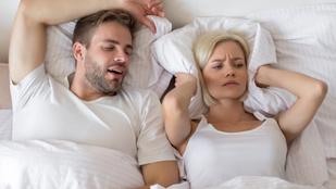 Az orvos szerint így szabadulhatsz meg a horkolástól