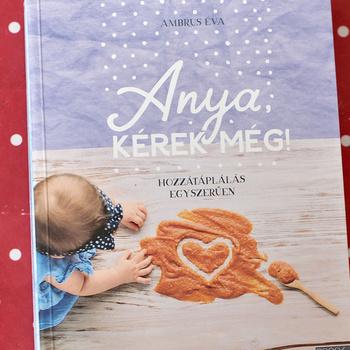 Szuper szakácskönyv jelent meg hozzátápláláshoz és gyerekeknek szánt receptekkel