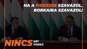 Új fegyvert talált a hajrában az ellenzék: Budapesten is Borkai ügyével kampányolnak
