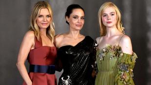 Túl lehet-e ragyogni Angelina Jolie-t a vörösszőnyegen?