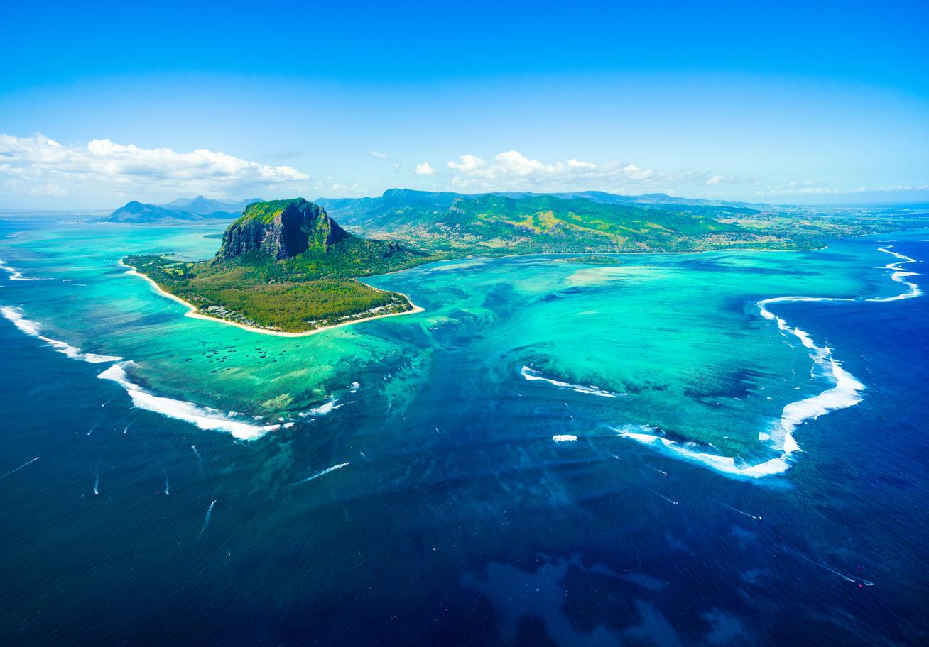 Mauritius szigete