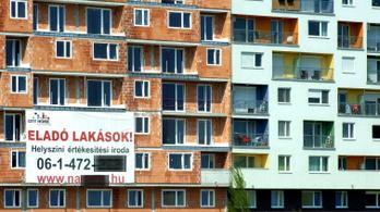 Budapesten már majdnem 1 millió forint egy új lakás négyzetmétere