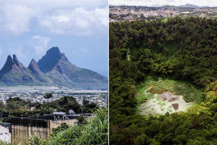 A Trou aux Cerfs alvó vulkán Mauritius szigetének lebilincselő természeti látványossága. A sziget maga is vulkáni tevékenység következtében jött létre, régen a Godwana szuperkontinens része volt.