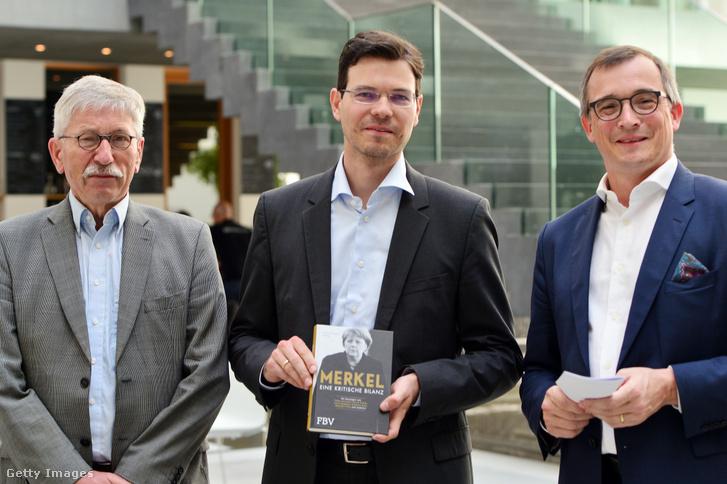 Andreas Rödder jobb oldalt
