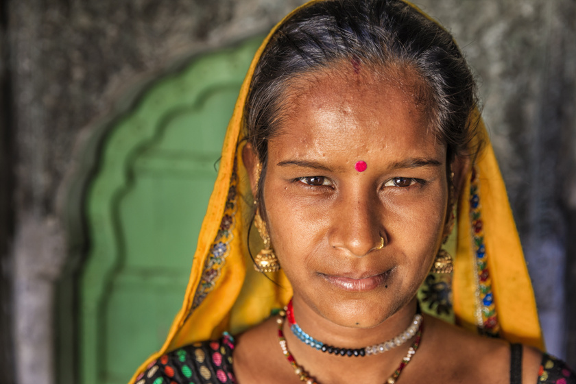 A hatodik csakrára kerül: mit kell tudni a bindiről a hindu vallásban?