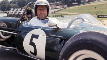 Jack Brabham is kapott egy dokumentumfilmet