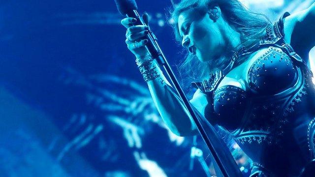 Koncertanyagot ad ki a Nightwish