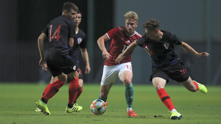 U19 Magyar - Horvát mérkőzés október 12-én