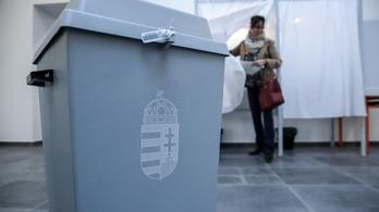 Jászberényben öt óráig már majdnem húsz százalékponttal többen voltak szavazni, mint októberben