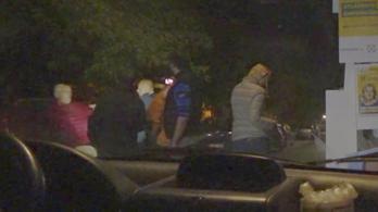 Budakeszin dulakodássá fajult a plakátrongálás az éjszaka